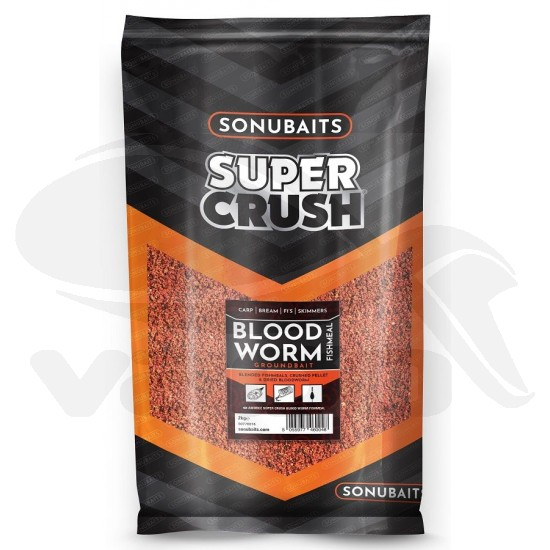 Bloodworm Fishmeal 2kg