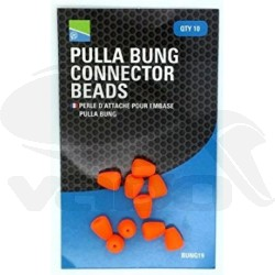 Pulla Bung connector beads
