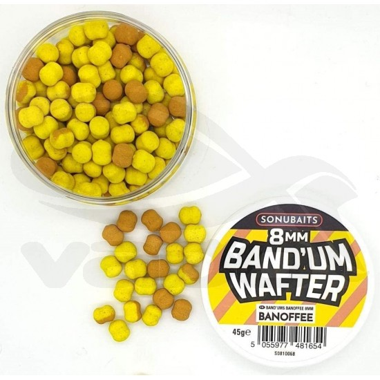 Band'ums Wafters 6mm