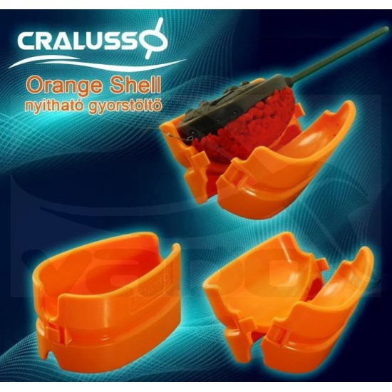 ORANGE shell Method Quick charger