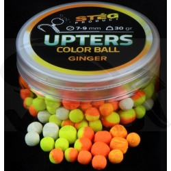 Upters collor ball 7-9mm Ginger